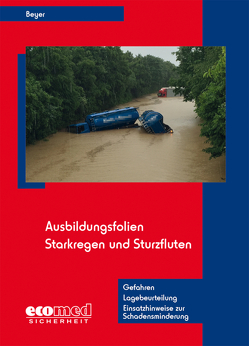Ausbildungsfolien Starkregen und Sturzfluten von Beyer,  Ralf