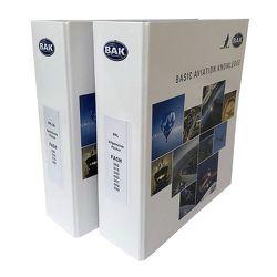 Ausbildungsprogramm Privatpiloten-Lizenz PPL / Sammelordner BAK PPL (H) von BAK Lehrmittelverlag
