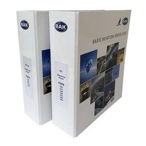 Ausbildungsprogramm Privatpiloten-Lizenz PPL / Sammelordner BAK PPL (A) von BAK Lehrmittelverlag