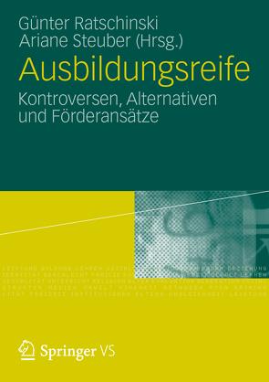 Ausbildungsreife von Ratschinski,  Günter, Steuber,  Ariane