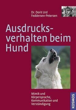 Ausdrucksverhalten beim Hund von Feddersen-Petersen,  Dorit