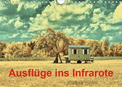 Ausflüge ins Infrarote (Wandkalender 2019 DIN A4 quer) von Bangert,  Mark