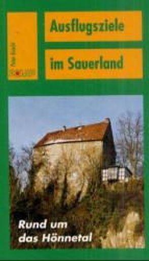 Ausflugsziele im Sauerland von Kracht,  Peter