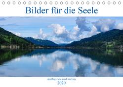 Ausflugsziele rund um Isny (Tischkalender 2020 DIN A5 quer) von Tschierschky,  Michael
