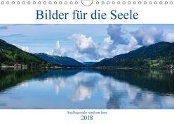 Ausflugsziele rund um Isny (Wandkalender 2018 DIN A4 quer) von Tschierschky,  Michael