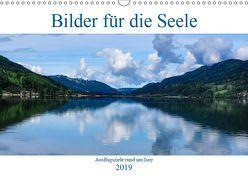 Ausflugsziele rund um Isny (Wandkalender 2019 DIN A3 quer) von Tschierschky,  Michael
