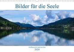 Ausflugsziele rund um Isny (Wandkalender 2020 DIN A3 quer) von Tschierschky,  Michael