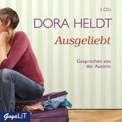 Ausgeliebt von Heldt,  Dora