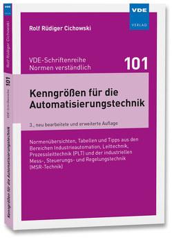 Kenngrößen für die Automatisierungstechnik von Cichowski,  Rolf Rüdiger