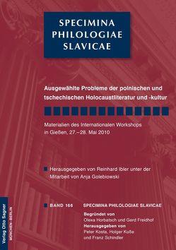 Ausgewählte Probleme der polnischen und tschechischen Holocaustliteratur und -kultur von Ibler,  Reinhard