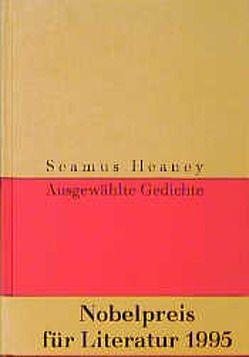 Ausgewählte Gedichte von Bandini,  Giovanni, Heaney,  Seamus, König,  Ditte
