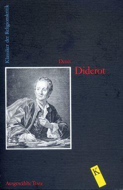 Ausgewählte Texte von Diderot,  Denis, Hess,  Manfred
