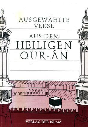 Ausgewählte Verse aus dem Heiligen Quran