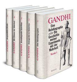 Ausgewählte Werke von Dharampal-Frick,  Gita, Gandhi, Narayan,  Shriman, Sternstein,  Wolfgang