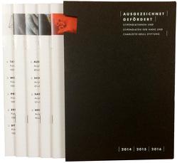 ausgezeichnet | gefördert. Stipendiatinnen und Stipendiaten der Hans und Charlotte Krull Stiftung 2014 – 2016 von Lorenz,  Katharina