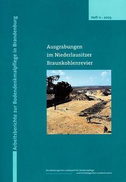 Ausgrabungen im Niederlausitzer Braunkohlenrevier 2001 von Bönisch,  Eberhard, Kunow,  Jürgen, Volkmann,  Armin