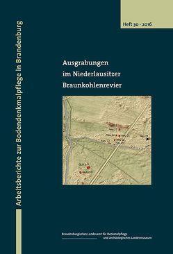 Ausgrabungen im Niederlausitzer Braunkohlenrevier 2013/2014 von Bönisch,  Eberhard, Schopper,  Franz