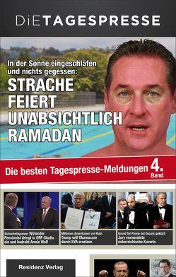 In der Sonne eingeschlafen und nichts gegessen: Strache feiert unabsichtlich Ramadan von Die Tagespresse
