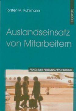 Auslandseinsatz von Mitarbeitern von Kühlmann,  Torsten M.