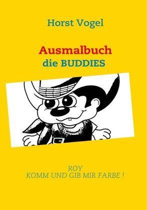 Ausmalbuch von Vogel,  Horst