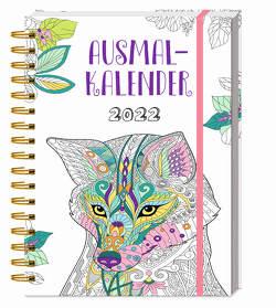Ausmalkalender 2022