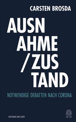 Ausnahme / Zustand von Brosda,  Carsten