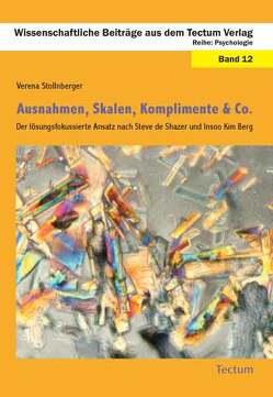 Ausnahmen, Skalen, Komplimente & Co. von Stollnberger,  Verena