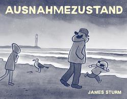 Ausnahmezustand von Scheer,  Sven, Sturm,  James