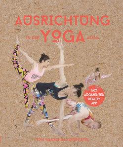 Ausrichtung in der Yoga Asana von Georgieva,  Nadezdha