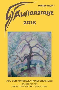 Aussaattage 2018 Maria Thun® A4 von Thun,  Matthias K