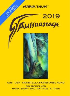 Aussaattage 2019 Maria Thun® von Thun,  Mathias K.