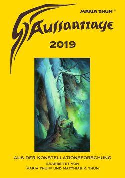 Aussaattage 2019 Maria Thun® von Thun,  Matthias K