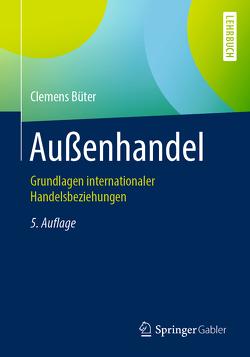 Außenhandel von Büter,  Clemens