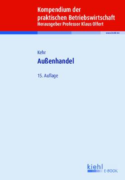Außenhandel von Jahrmann,  F.-Ulrich, Kehr,  Henning, Olfert,  Klaus