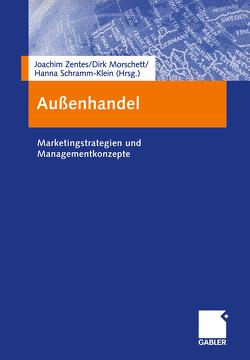 Außenhandel von Morschett,  Dirk, Schramm-Klein,  Hanna, Zentes,  Joachim