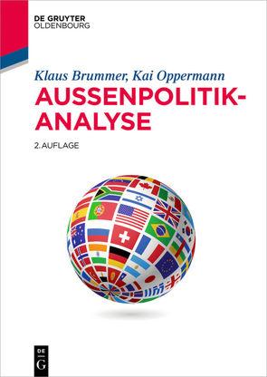 Außenpolitikanalyse von Brummer,  Klaus, Oppermann,  Kai