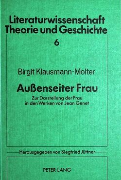 Aussenseiter Frau von Klausmann-Molter,  Birgit