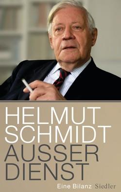 Außer Dienst von Schmidt,  Helmut