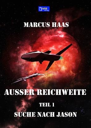Außer Reichweite – Band 1 von Haas,  Marcus