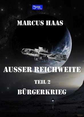 Außer Reichweite – Band 2 von Haas,  Marcus