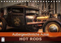 Außergewöhnliche Autos – Hot Rods (Tischkalender 2019 DIN A5 quer) von Swierczyna,  Eleonore