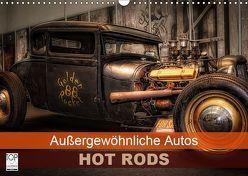 Außergewöhnliche Autos – Hot Rods (Wandkalender 2019 DIN A3 quer) von Swierczyna,  Eleonore