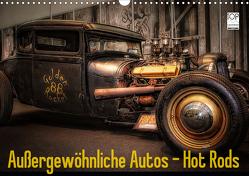 Außergewöhnliche Autos – Hot Rods (Wandkalender 2021 DIN A3 quer) von Swierczyna,  Eleonore