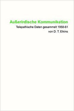 Außerirdische Kommunikation von Jochen,  Blumenthal