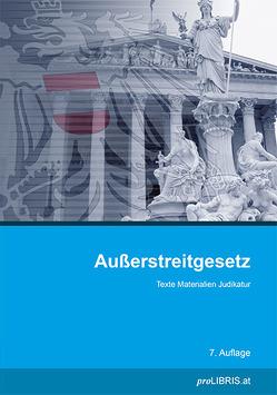 Außerstreitgesetz von proLIBRIS VerlagsgesmbH