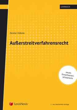 Außerstreitverfahrensrecht von Deixler-Hübner,  Astrid