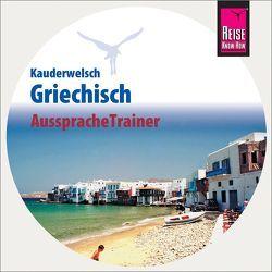 AusspracheTrainer Griechisch (Audio-CD) von Spitzing,  Karin