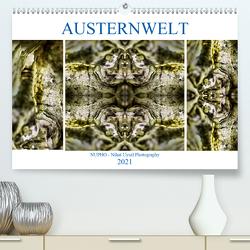 Austernwelt (Premium, hochwertiger DIN A2 Wandkalender 2021, Kunstdruck in Hochglanz) von - Nihat Uysal Photography,  NUPHO