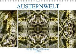 Austernwelt (Wandkalender 2019 DIN A3 quer) von - Nihat Uysal Photography,  NUPHO