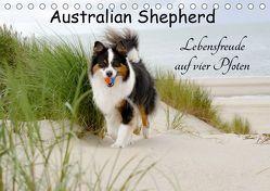 Australian Shepherd – Lebensfreude auf vier Pfoten (Tischkalender 2019 DIN A5 quer) von Nozulak,  Miriam